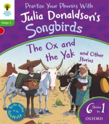 Oxford Reading Tree Songbirds: Level 2: The Ox and the Yak and Other Stories, Paperback Book