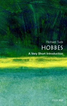 Hobbes: A Very Short Introduction, Paperback / softback Book