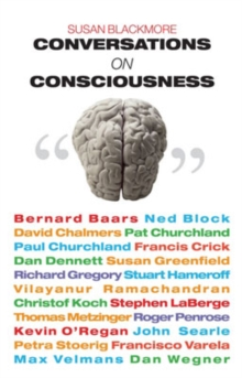 Conversations on Consciousness, Paperback Book