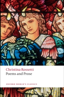 Poems and Prose, Paperback Book