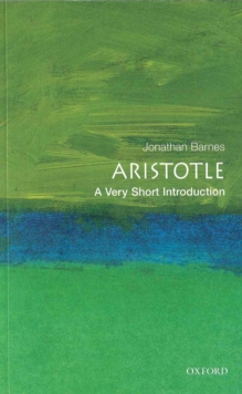 Aristotle: A Very Short Introduction, Paperback Book