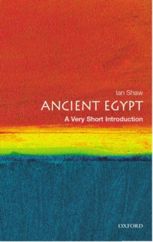 Ancient Egypt: A Very Short Introduction, Paperback / softback Book