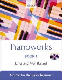 Pianoworks Book 1 + CD, Sheet music Book