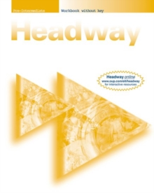New Headway: Pre-Intermediate: Workbook (with Key), Paperback Book