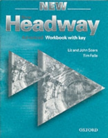 New Headway: Advanced: Workbook (with Key), Paperback Book