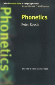 Phonetics, Paperback Book