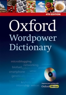 Oxford Wordpower Dictionary, 4th Edition Pack (with CD-ROM), Mixed media product Book