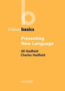 Presenting New Language, Paperback / softback Book