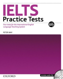 IELTS Practice Tests:: With explanatory key and Audio CDs (2) Pack, Mixed media product Book