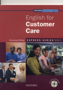 Express Series: English for Customer Care, Mixed media product Book
