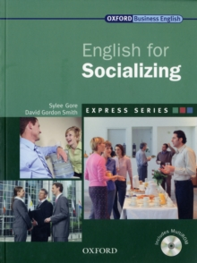 Express Series: English for Socializing, Mixed media product Book