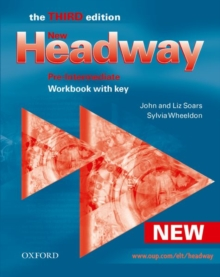 New Headway: Pre-Intermediate Third Edition: Workbook (With Key), Paperback Book