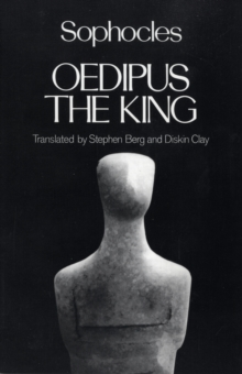 Oedipus the King, Paperback Book