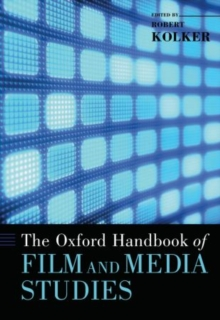 The Oxford Handbook of Film and Media Studies, Hardback Book