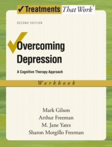 Overcoming Depression: Workbook, Paperback / softback Book
