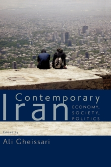 Contemporary Iran : Economy, Society, Politics, Hardback Book