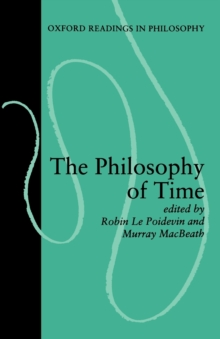 The Philosophy of Time, Paperback Book