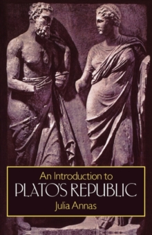 An Introduction to Plato's Republic, Paperback Book