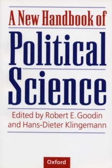 A New Handbook of Political Science, Paperback Book
