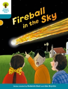 Oxford Reading Tree Biff, Chip and Kipper Stories Decode and Develop: Level 9: Fireball in the Sky, Paperback Book