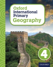 Oxford International Primary Geography: Student Book 4, Paperback / softback Book