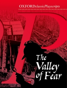 Oxford Playscripts: The Valley of Fear, Paperback Book