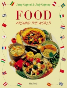Food Around the World, Paperback Book