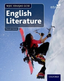 WJEC Eduqas GCSE English Literature: Student Book, Paperback / softback Book