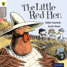 Oxford Reading Tree Traditional Tales: Level 1: Little Red Hen, Paperback Book