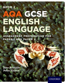AQA GCSE English Language: Student Book 2 : Assessment preparation for Paper 1 and Paper 2, Paperback Book