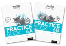 Inspire Maths: Practice Book 6 AB (Mixed Pack), Multiple copy pack Book
