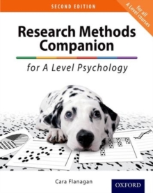 The Research Methods Companion for A Level Psychology, Paperback Book