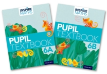 Inspire Maths: Pupil Book 6 AB (Mixed Pack)