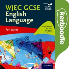 WJEC GCSE English Language : For Wales, Paperback Book