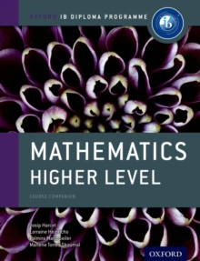 IB Mathematics Higher Level Course Book: Oxford IB Diploma Programme, Mixed media product Book