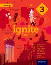 Ignite English: Student Book 3, Paperback Book