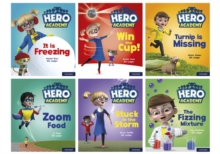 Hero Academy: Oxford Level 3, Yellow Book Band: Mixed pack, Multiple copy pack Book