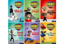 Hero Academy: Oxford Level 10, White Book Band: Class pack, Multiple copy pack Book