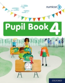 Numicon: Numicon Pupil Book 4, Paperback / softback Book