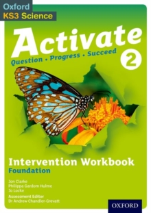 Activate 2 Intervention Workbook (Foundation), Paperback / softback Book