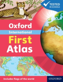 Oxford International First Atlas (2011), Paperback Book