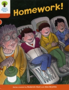 Oxford Reading Tree: Level 6: More Stories B: Homework!, Paperback Book