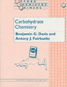 Carbohydrate Chemistry, Paperback Book