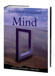 The Oxford Companion to the Mind, Hardback Book