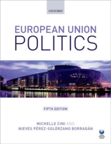 European Union Politics, Paperback Book