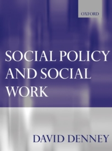Social Policy and Social Work, Paperback Book