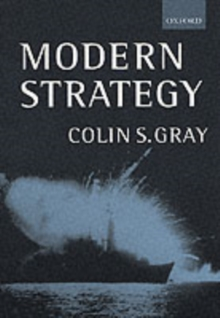 Modern Strategy, Paperback Book