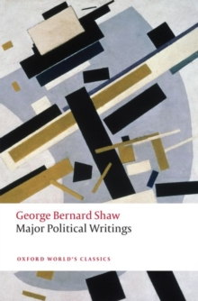 Major Political Writings