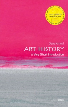 Art History: A Very Short Introduction, Paperback / softback Book