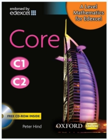 A Level Mathematics for Edexcel: Core C1/C2, Mixed media product Book